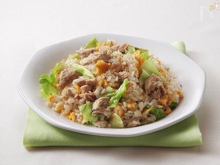 川上村レタスの夏に美味しいおすすめレシピをご紹介します。  【レシピ提供】  キユーピー株式会社