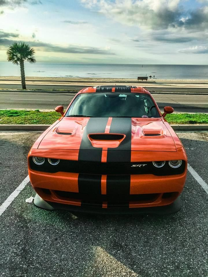 At Biloxi Beach, MS. Dodge muscle cars, Muscle cars