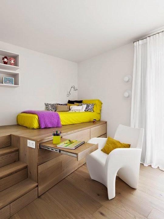 Ideas para espacios pequeños | Decorar tu casa es facilisimo.com