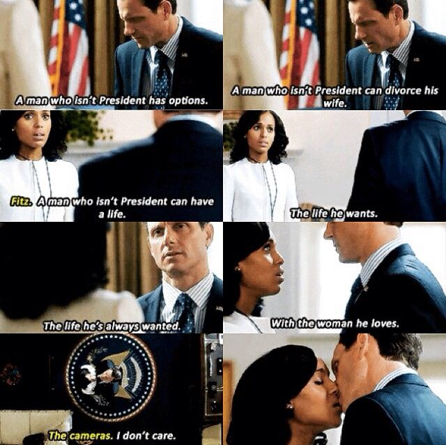 Scandal Olivia and Fitz