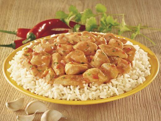 Ázsiai joghurtos csirke - Jól kifőztem