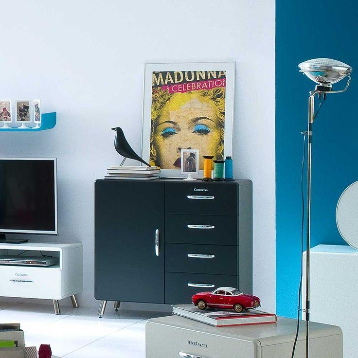 Die besten 25+ Retro kommode Ideen auf Pinterest Styling tipps - retro mobel wohnzimmer