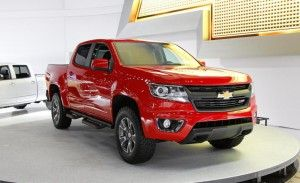 2015 Chevrolet Colorado z71 for sale