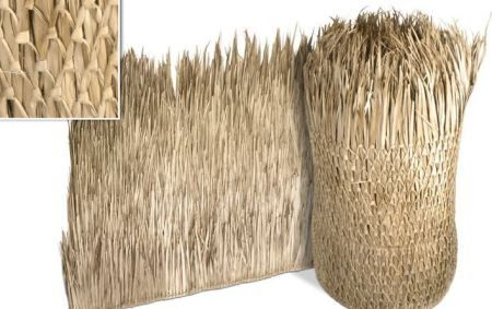 Palm-Thatched-Roofing