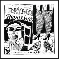 Raymonds revuebar. print by monikapetersen.com