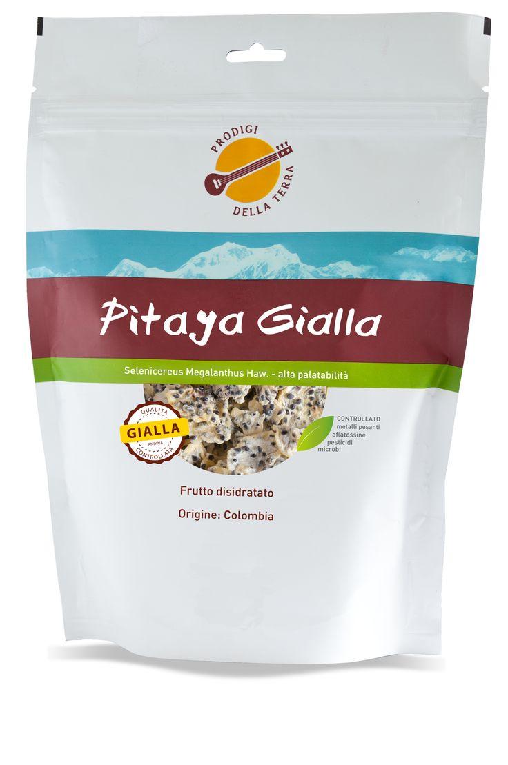Pitaya Gialla Origine: Colombia