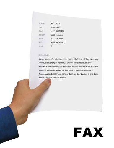 9 best Free Printable Fax Cover Sheet Templates images on - how to format a fax