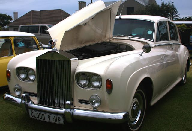 VINTAGE CARS SOUTH AFRICA PART 3 of 4