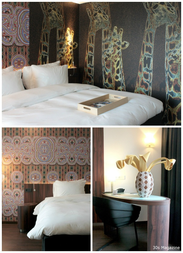 African themed room Maiport Hotel 172 best