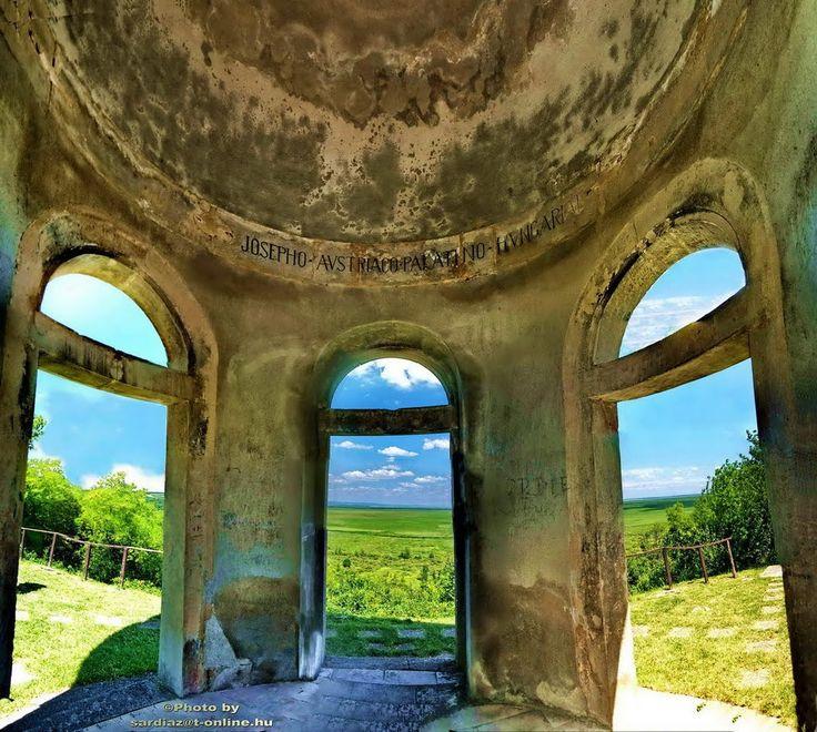 Gloriette (inside) - Fertőboz - Hungary