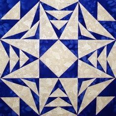 Quilt Inspiration: Free pattern day: Snowmen and snowflakes