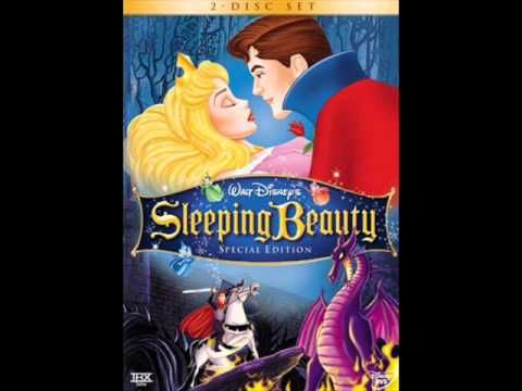 Skip to 1:45 for a great reception entrance!  Sleeping Beauty Soundtrack 18. Awakening
