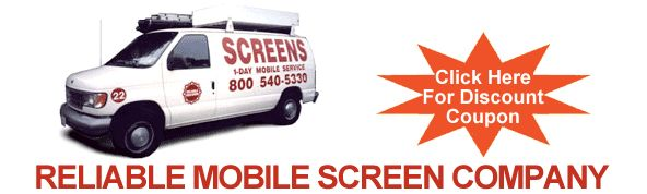 Reliable Rescreen Company, a family owned business since 1986 that has proudly serviced 75,000 homes with mobile screen repair, including sliding screen door replacement, screen door repair or to replace screen doors with standard, solar or security screen doors. We also offer screen window, window…