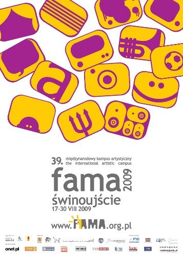 Fama Festival - Świnoujście, Poland - Agata Dębicka 2009   http://pinterest.com/agde/