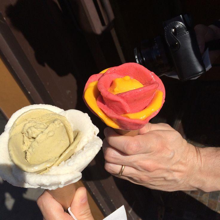 #Italian #icecream is always a good choice! Good afternoon!