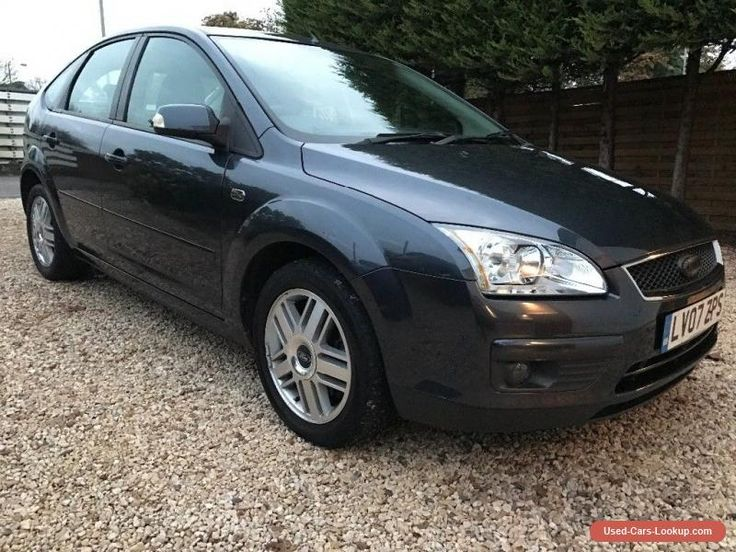 2007 Ford Focus 2.0 TDCI GHIA - High Spec - 1 Previous Owner  #ford #focus #forsale #unitedkingdom