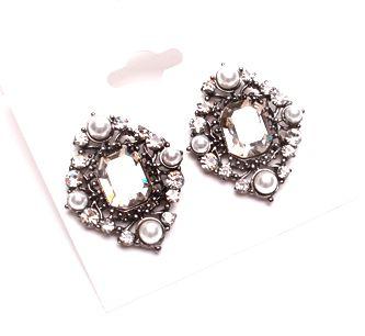 Victorian Antique Earrings ($35)