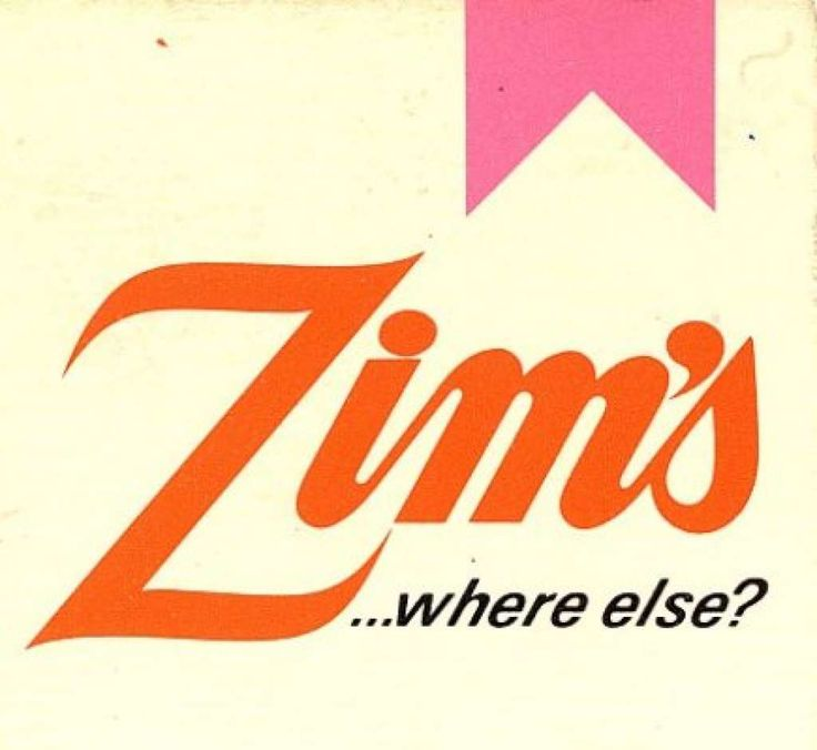 Zim's, San Francisco1974 to 1995The milkshakes were made with real ice cream at this burger joint founded by a hungry GI who dreamed of burgers and milkshakes on the front line in World War II.