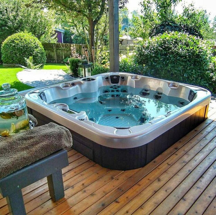 #1 goal new deck and hot tub!!! – Courtney VanMullekom