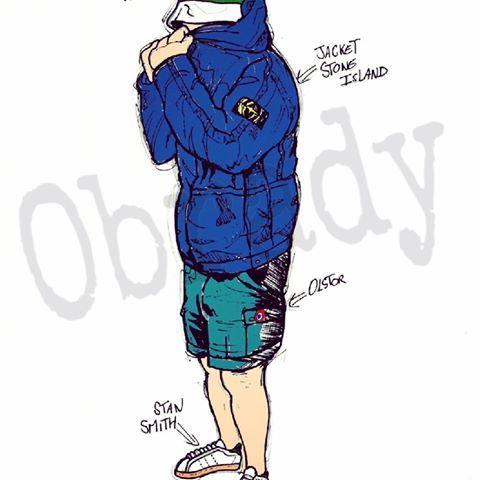 Image result for hooligan clobber illustration