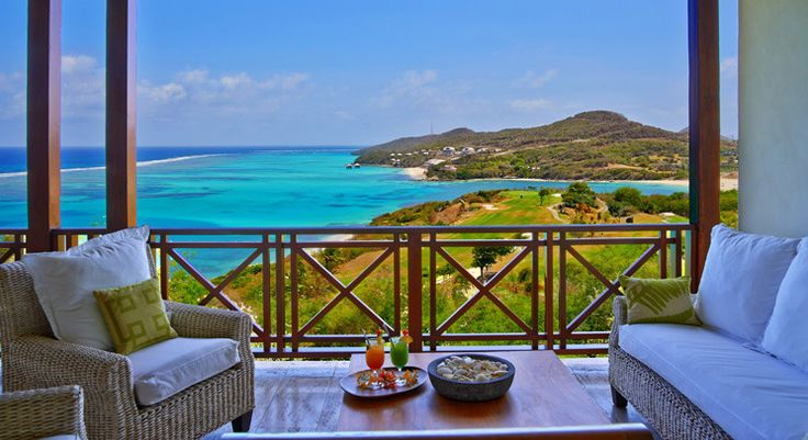 Elsewhere Villa at Canouan Resort -- Carenage Bay on Canouan Island #LuxuryTravel www.lujure.ca