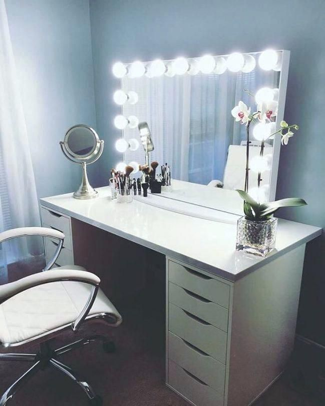 Fantastic Make Up Table Walmart Pictures Awesome Make Up Table Walmart Or Vanity Desk Walmart Makeup Tables For Sale Room Decor Apartment Decor Bedroom Vanity