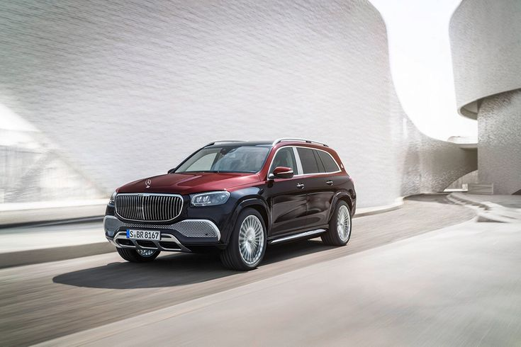 Mercedes Maybach Masters Luxury With All New Gls 600 4matic