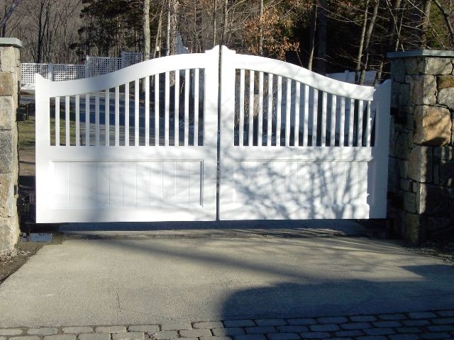 8 best images about automatic gates on pinterest cars for Driveway gates online