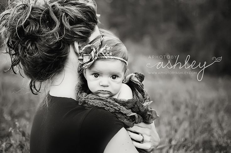3 Month Old Session - Photographer @Ashley Turner of A Photo by Ashley