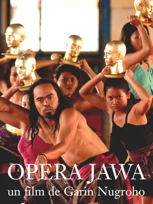 "Opera Jawa (Requiem from Java) is a 2006 Indonesian-Austrian musical film directed by Garin Nugroho that features traditional Javanese classical music and dance in a setting of opera that is inspired by the ""The Abduction of Sita"" episode from the Ramayana."