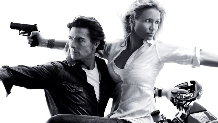 Tom Cruise & Cameron Diaz ~ Knight and Day