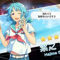Hajime Shino CG Scout CG (Flute) Hajime Shino Scout CG.png (Hospitality) Hajime Shino Scout...