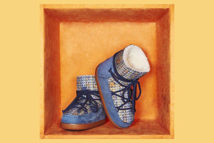IKKII Boots Osman Blue