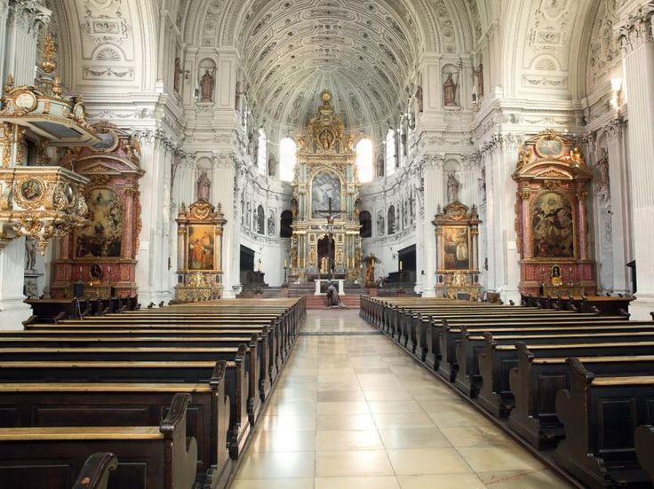 Jesuitenkirche St. Michael