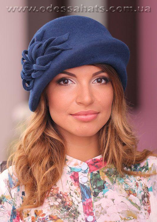 Фетровые шляпы и береты Helen Line | Odessahats