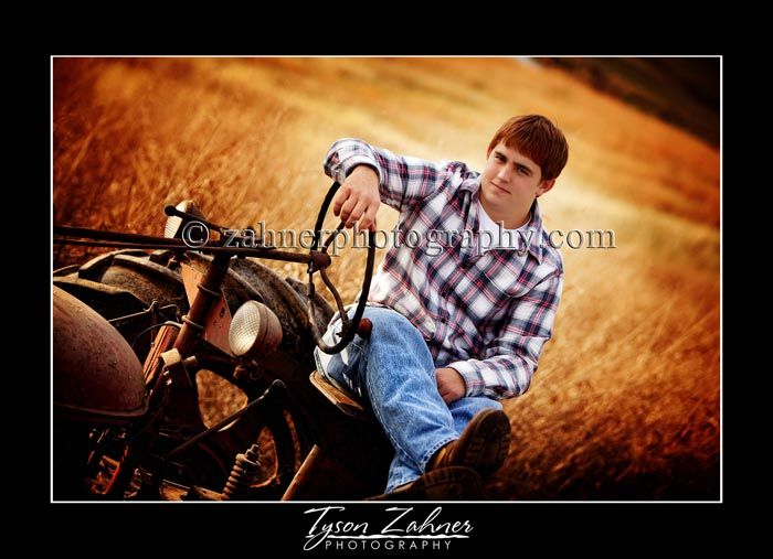 Senior Picture Ideas For Guys With Trucks Tractors, trucks and tyler