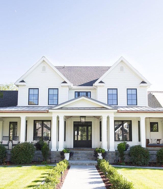 The 25 best traditional house plans ideas on pinterest for Country and farmhouse home plans