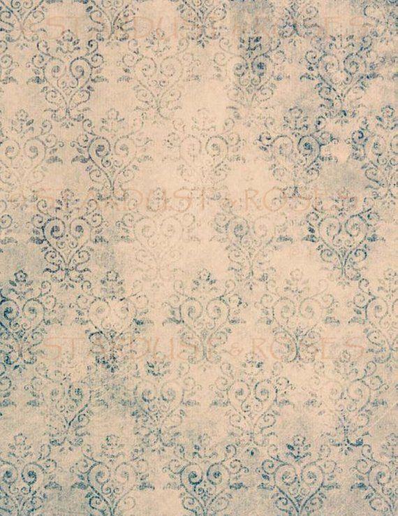 Digital Download Printable Art Instant Antique Beautiful Etsy Free Paper Texture Vintage Paper Textures Vintage Paper Background Texture