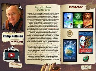 Philip Pullman (ur. 19.10.1946)