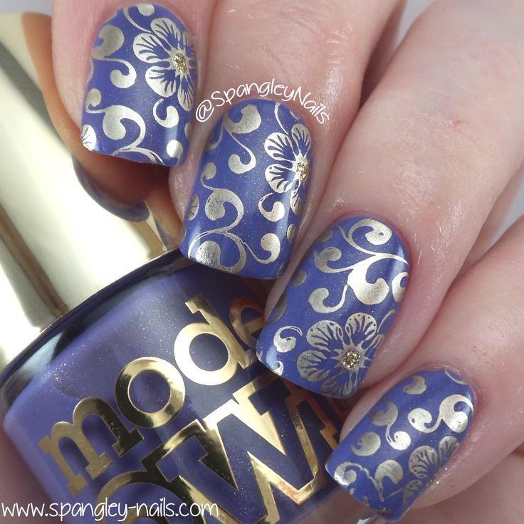 Modern The History Of Nail Art 2 Embellishment - Nail Art Design ...
