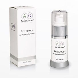 AQ Skin Solutions Eye Serum Review | Truth In Aging - Truth In Aging