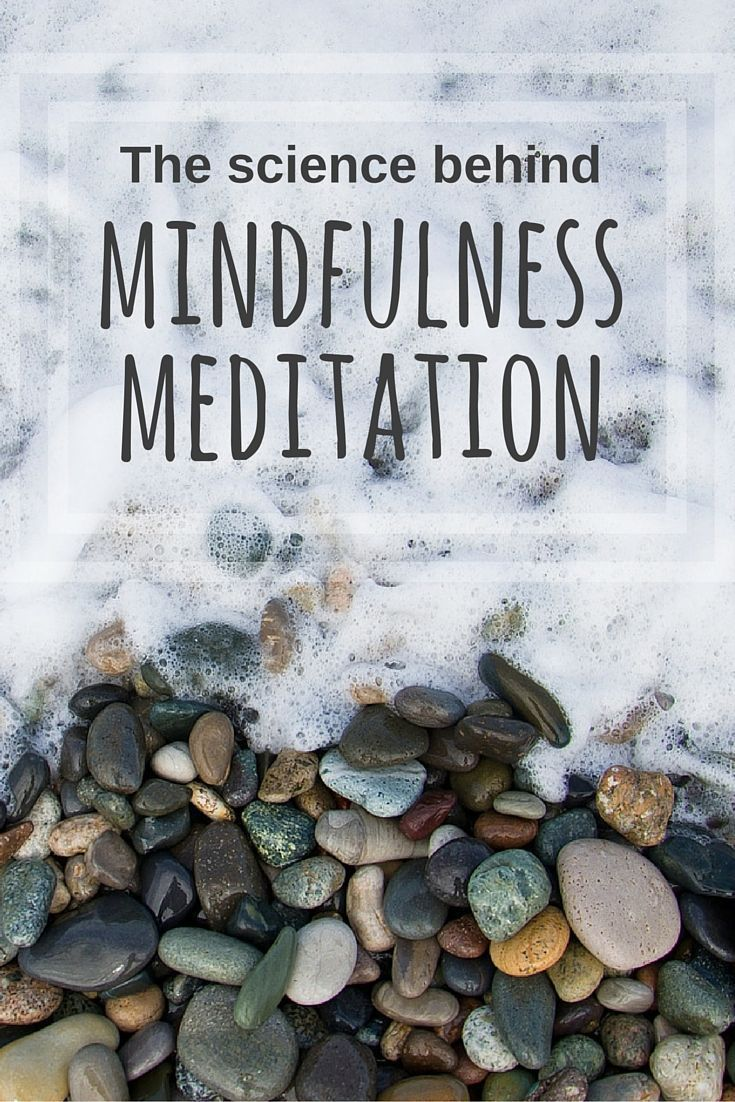 Mindfulness meditation has been shown to rewire your brain and improve your…