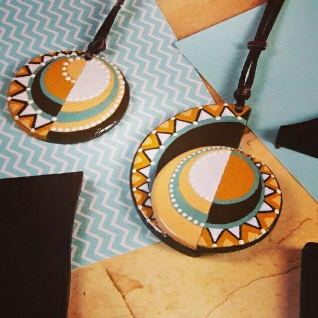 Mintapalinta MOM ethnic pendants