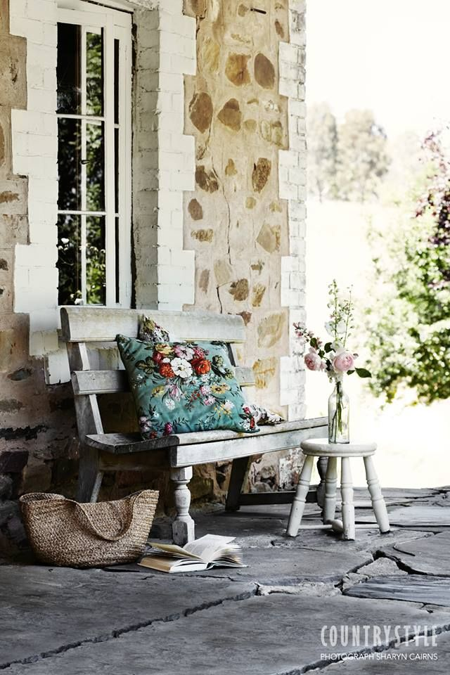 33 Best Country Style Verandahs Images On Pinterest