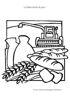 Le coin des petits | Maternelle Cycle 1: Semaine du goût en maternelle : pain & céréales