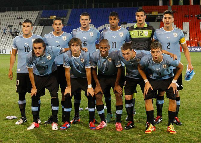 За кем следить на молодежном чемпионате мира: Уругвай - La Strada - Блоги - Sports.ru