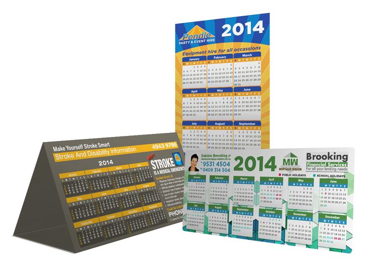 DL Calendars. A-Frame Calendars. Full Magnet Calendars. The hardest-working tool in your marketing arsenal, these custom-crafted Calendars deliver powerful business promotion every day of the year.