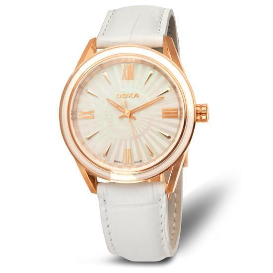 Zegarek DOXA, 1690 PLN www.YES.pl/53885-zegarek-doxa-TC33830-SR000-SAA000-000 #jewellery #Watches #BizuteriaYES #watch #silver #elegant #classy #style #buy #Poland