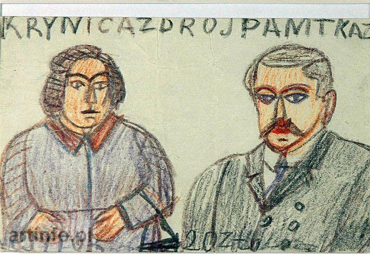 Nikifor Krynicki Para