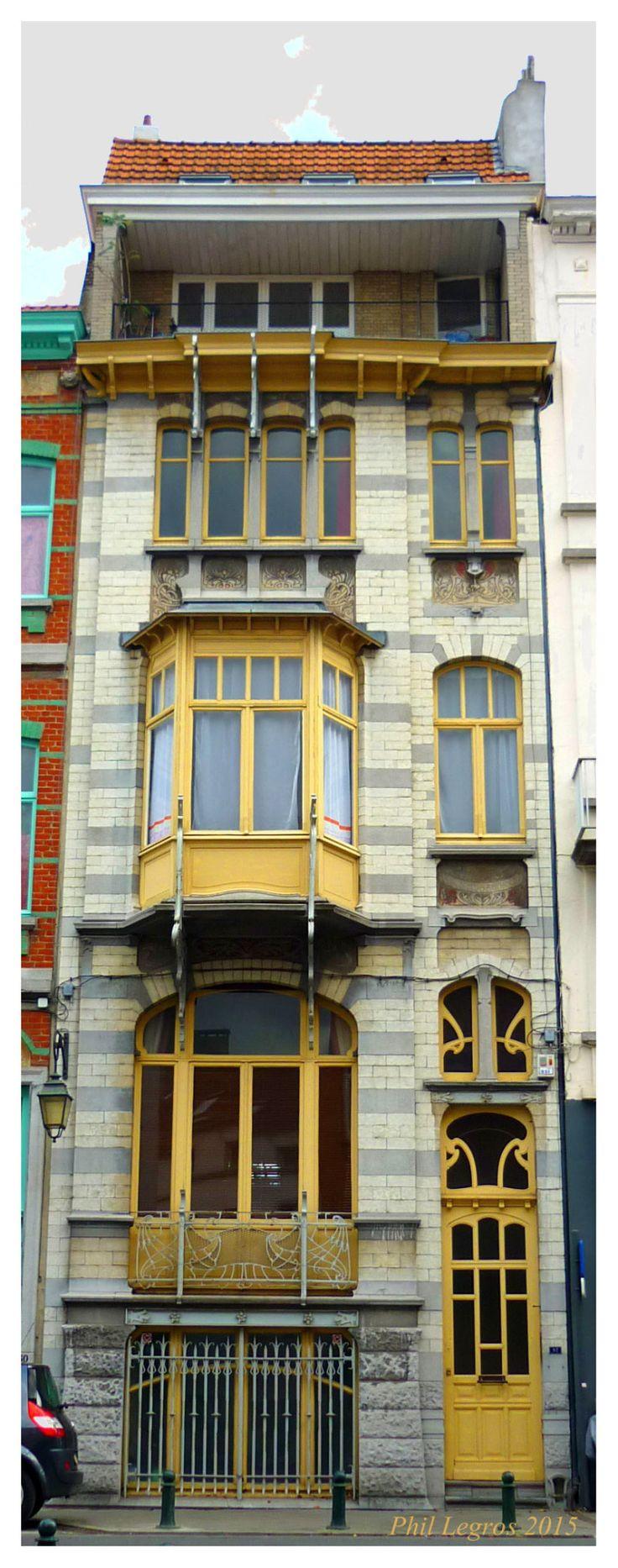 925 best art nouveau images on pinterest news for Architecture art nouveau